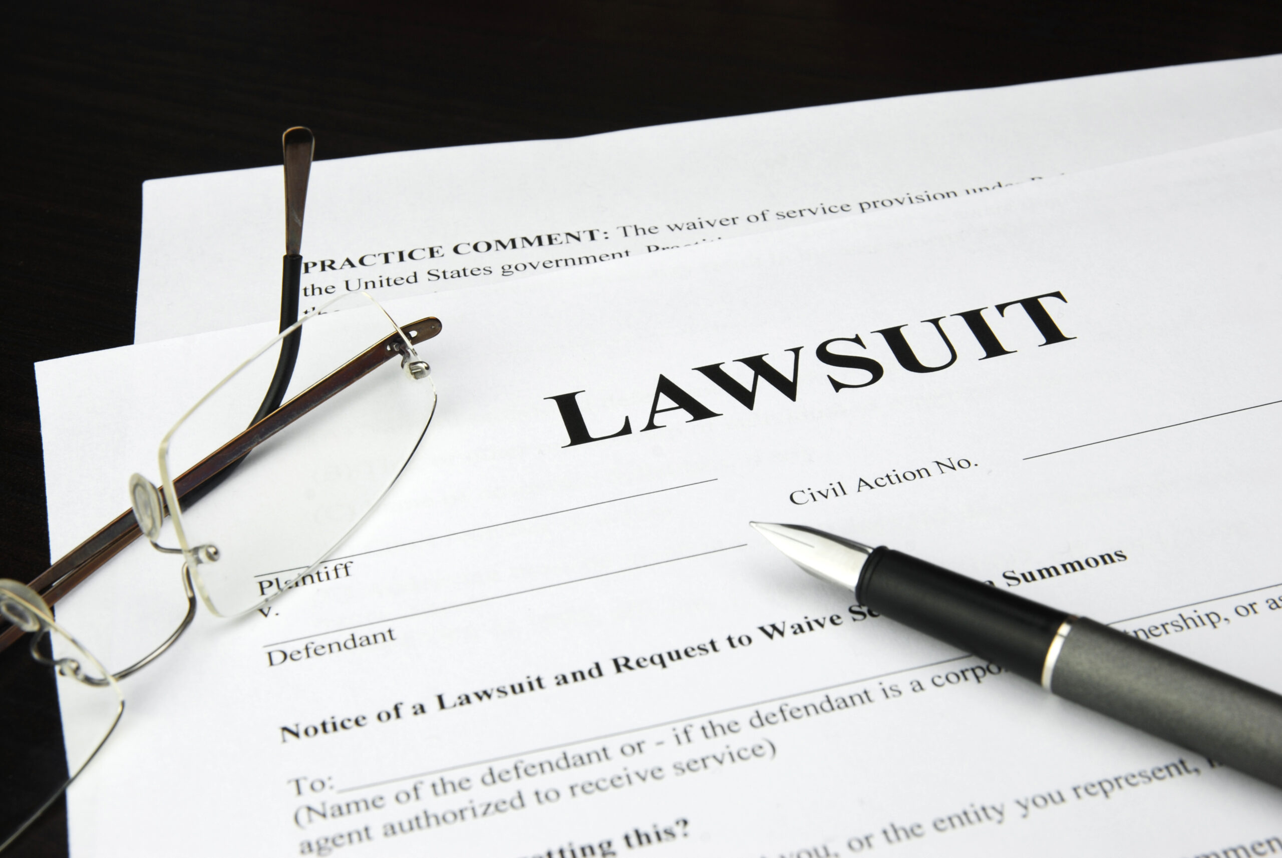 How to Find Out if Someone is Suing You